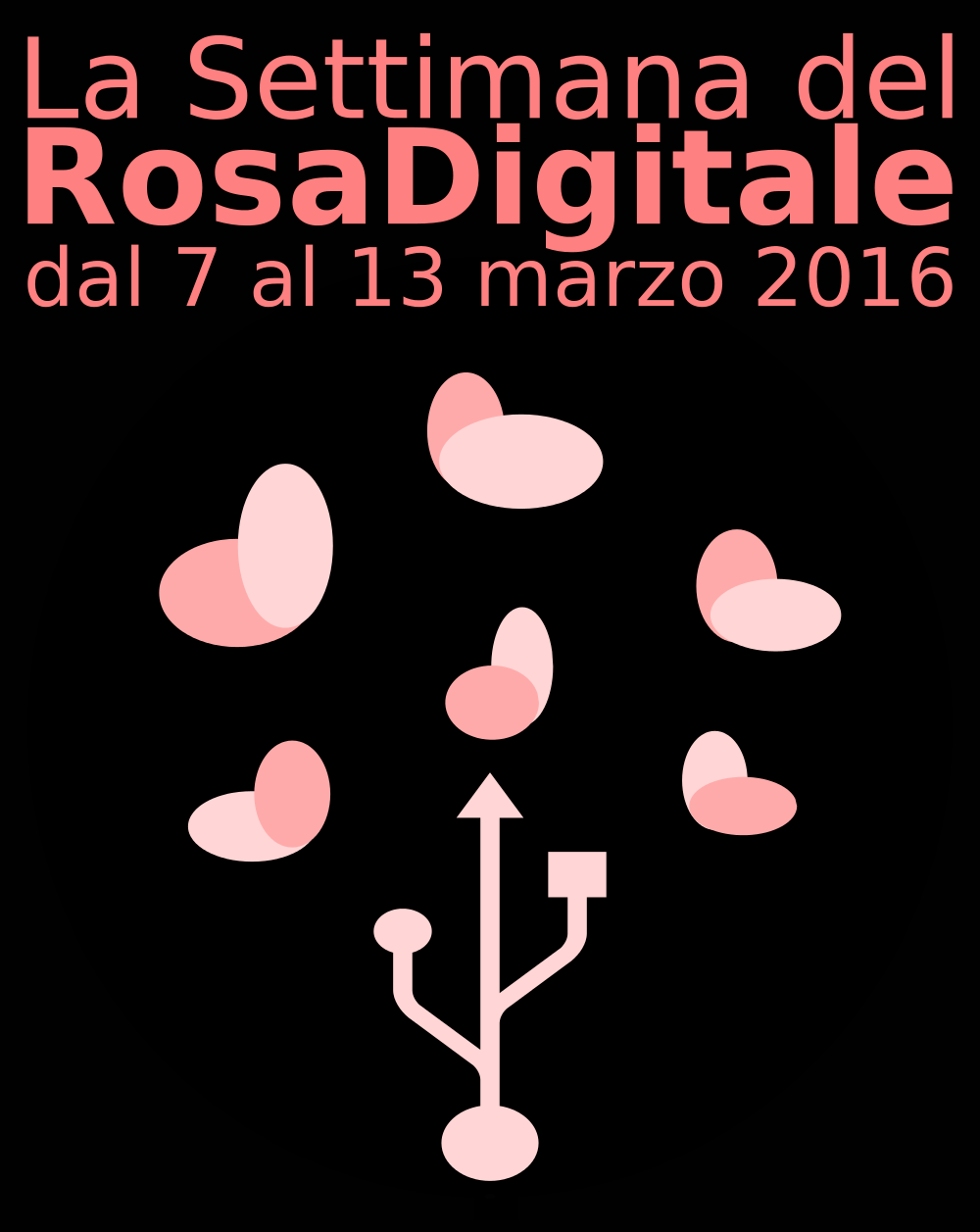 Italy. The week of RosaDigitale