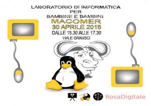 Linuxpresentationdaybambini