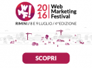 Rimini. Web Marketing Festival 2016