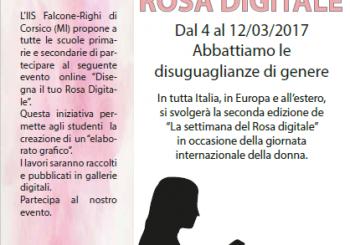 Italia. Disegna il tuo Rosa Digitale