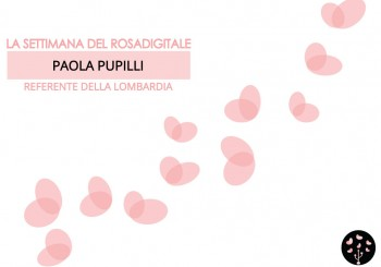 Lombardia. Paola Pupilli referente