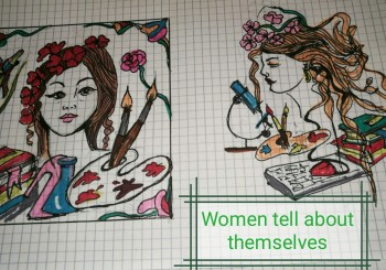 "Caserta. Evento: ""Women tell about themselves"""