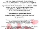 "Carpi. Evento: ""Digital&ros@ – profumo di BIT"""