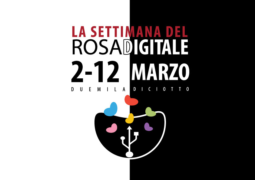 La settimana del Rosadigitale: dal 2 al 12 Marzo 2018
