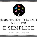 Registra il tuo evento