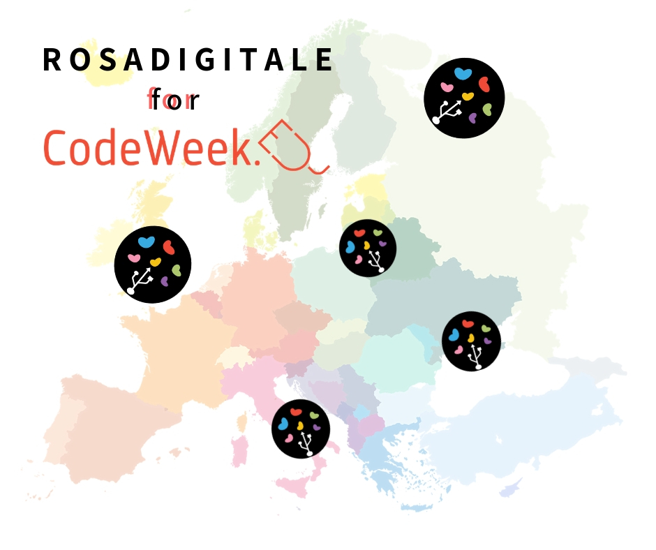 Rosadigitale-for-CodeWeek