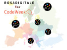 "Participate in: ""Rosadigitale for Code Week!"""