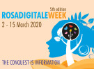 Rosadigitale Week: from the 2th to 15th March 2020.